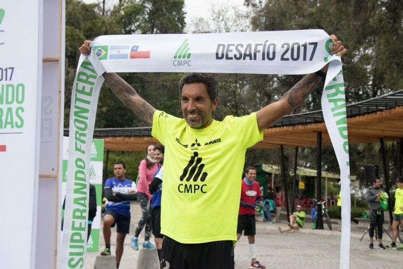 """Matías Anguita culmina """"Desafío Superando Fronteras"""""""
