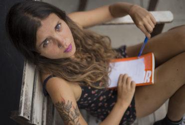 """Camila Gutiérrez, Joven y Alocada: """"¿Qué creen? ¿Que abortar es rico?"""""""