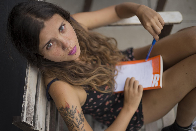 """""""Camila Gutiérrez, Joven y Alocada:"""