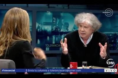 VIDEO   Villegas nuevamente plantea que el pueblo mapuche no existe, pero ahora le respondió Mónica Rincón