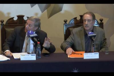 """El momento en que Eduardo Artés trata de """"estúpido y fascista"""" a José Antonio Kast en pleno debate"""