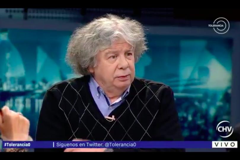 VIDEO | La apuesta sobre Alejandro Guillier que pocos esperan escuchar de Fernando Villegas