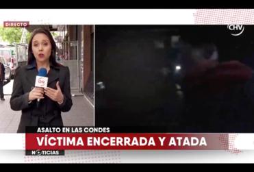VIDEO | El despacho de CHV más cuestionado del año por su trato a asesora del hogar