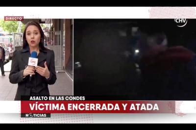 VIDEO   El despacho de CHV más cuestionado del año por su trato a asesora del hogar