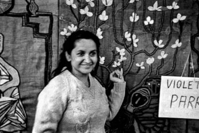 Centenario de Violeta Parra copó las portadas de los principales medios internacionales