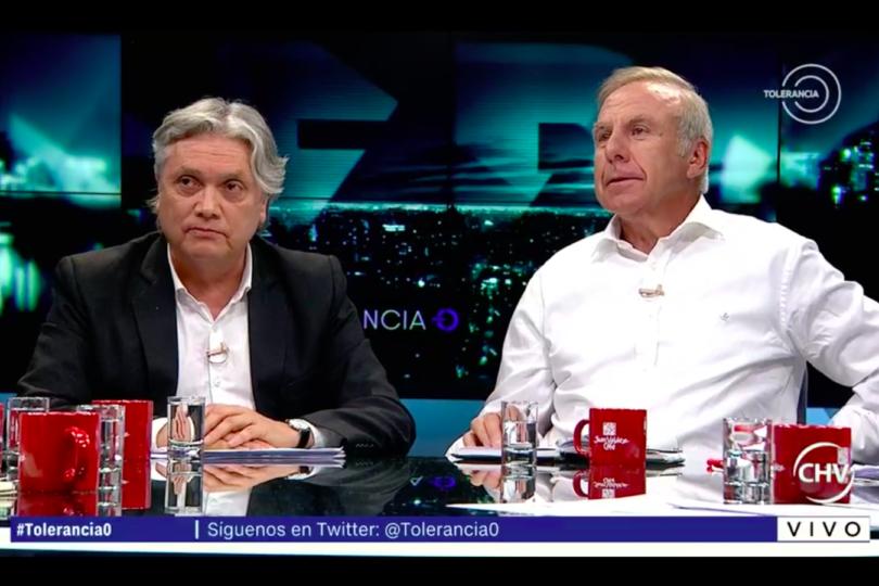 VIDEO   Navarro tambalea en Tolerancia 0 cuando le destapan nuevos antecedentes de su accidente en moto