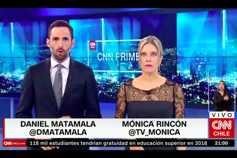 VIDEO  Editorial de CNN Chile le da duro a frase de Piñera sobre caso Luchsinger-Mackay
