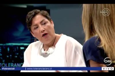 VIDEO | El momento exacto cuando el discurso anticolusión de Beatriz Sánchez en Tolerancia 0 se cayó a pedazos