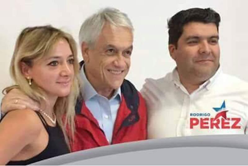 Jacqueline van Rysselberghe manda a Loreto Letelier y Rodrigo Pérez al Tribunal Supremo