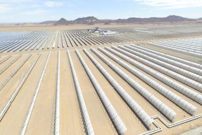 Generación eléctrica: el gran potencial de la energía termosolar en Chile