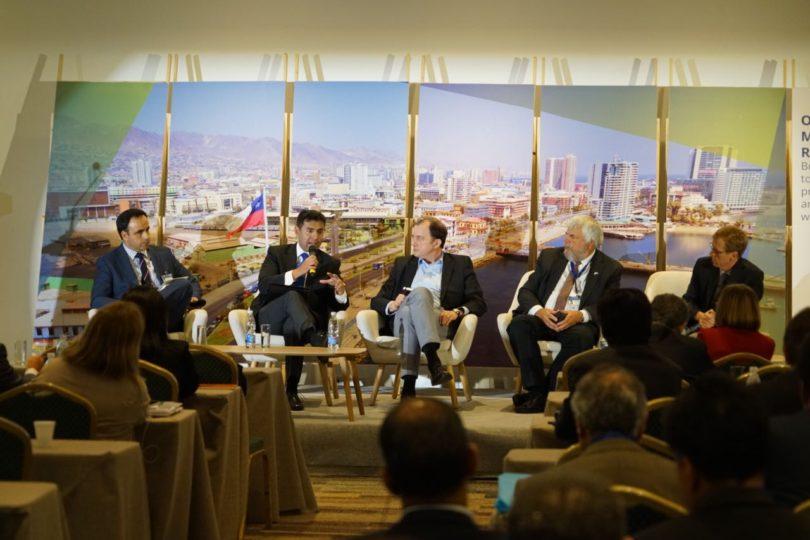 Antofagasta fue sede del primer encuentro OCDE sobre regiones mineras