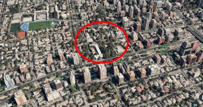 """Al """"amigo"""" del senador Ossandón le paralizaron un proyecto inmobiliario"""