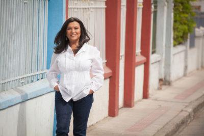 """Carmen Romero, reportera radial en el plebiscito: """"Teníamos instrucción de salir a las calles a vigilar"""""""