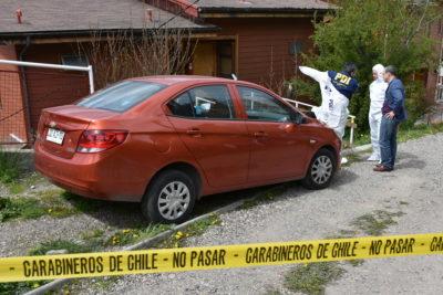 Fiscalía y PDI investigan hallazgo de dos personas fallecidas al interior de una cabaña en Coyhaique