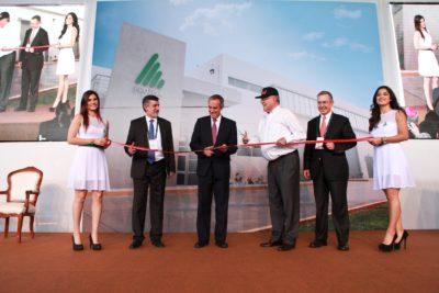 CMPC inaugura una tercera y moderna planta en Perú
