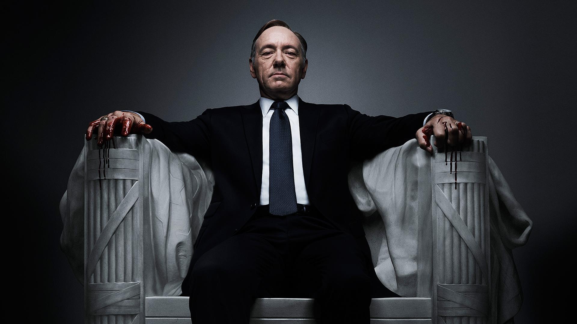 Netflix deja de grabar la sexta temporada de House of Cards
