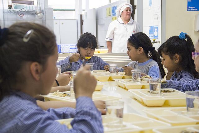 Junaeb pone nuevas exigencias a licitación de Programa de Alimentación Escolar 2018