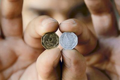 Monedas de $1 y $5 dejarán de emitirse a partir de este miércoles