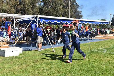 Comienzan las 35° Olimpiadas Deportivas Escolares en Concón