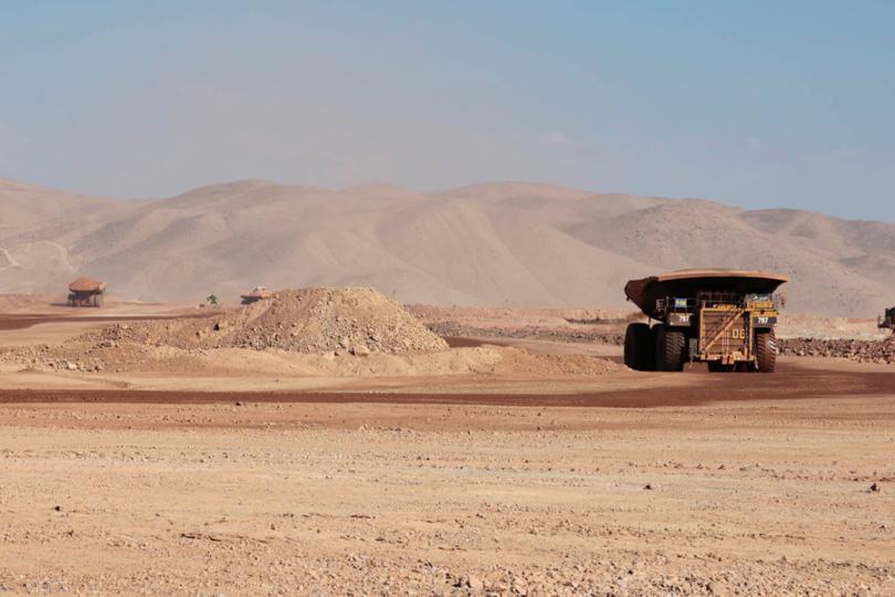 Mineras Centinela y Antucoya lideran aumento de producción del Grupo Antofagasta Minerals