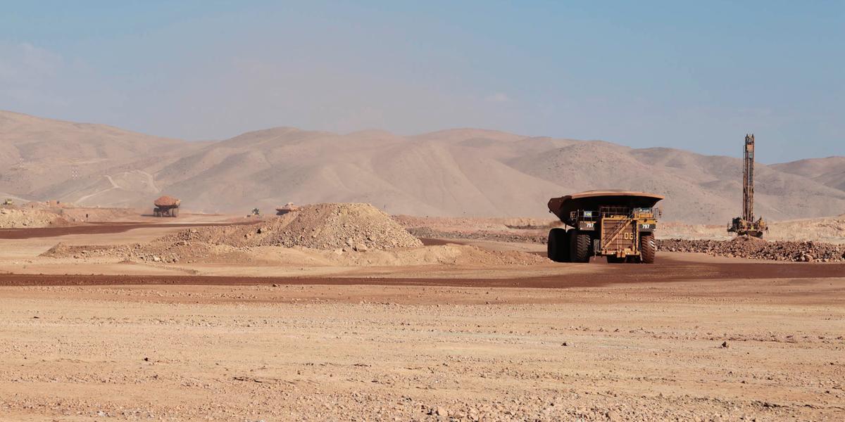 """""""Mineras Centinela y Antucoya lideran aumento de producción del Grupo Antofagasta Minerals"""""""