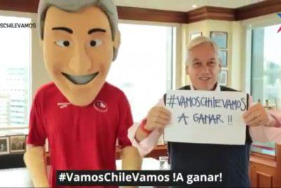 VIDEO   El mensaje de Sebastián Piñera a la Roja antes de su choque con Ecuador