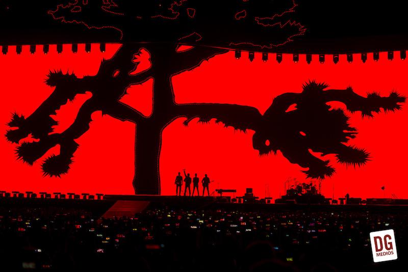 U2 en Chile: estremecimiento desmedido