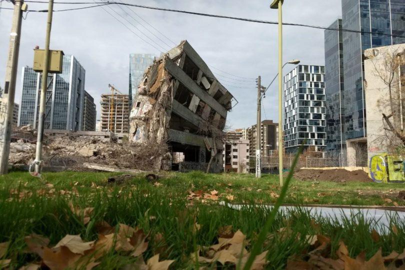FOTOS | Constructora sigue demoliendo la Villa San Luis