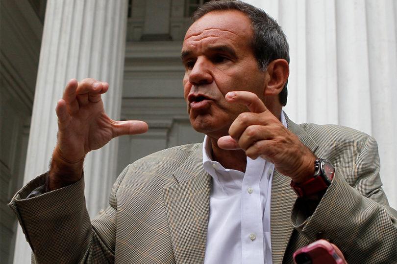 """Andrés Allamand y eventual triunfo de Piñera: """"Vamos a hacer un Gobierno en la tónica que hizo Aylwin"""""""