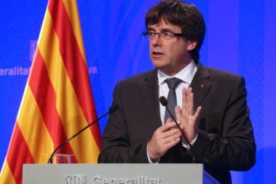 El exponencial salto en la política catalana de Carles Puigdemont, rostro de la independencia de la región