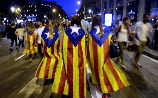 """Puigdemont acusó a Mariano Rajoy de """"humillar"""" a Cataluña por aplicación del artículo 155"""