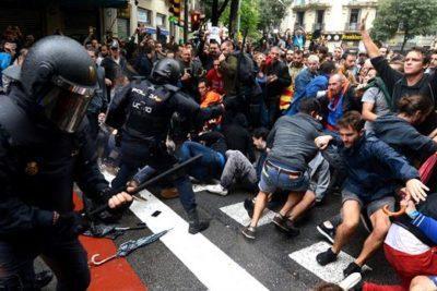 ONU pide al gobierno de Rajoy investigar violencia policial en referéndum de Cataluña