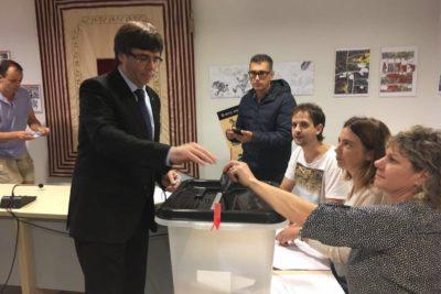 Viceprimer ministro de Bélgica reprocha a Puigdemont tras dejar Cataluña
