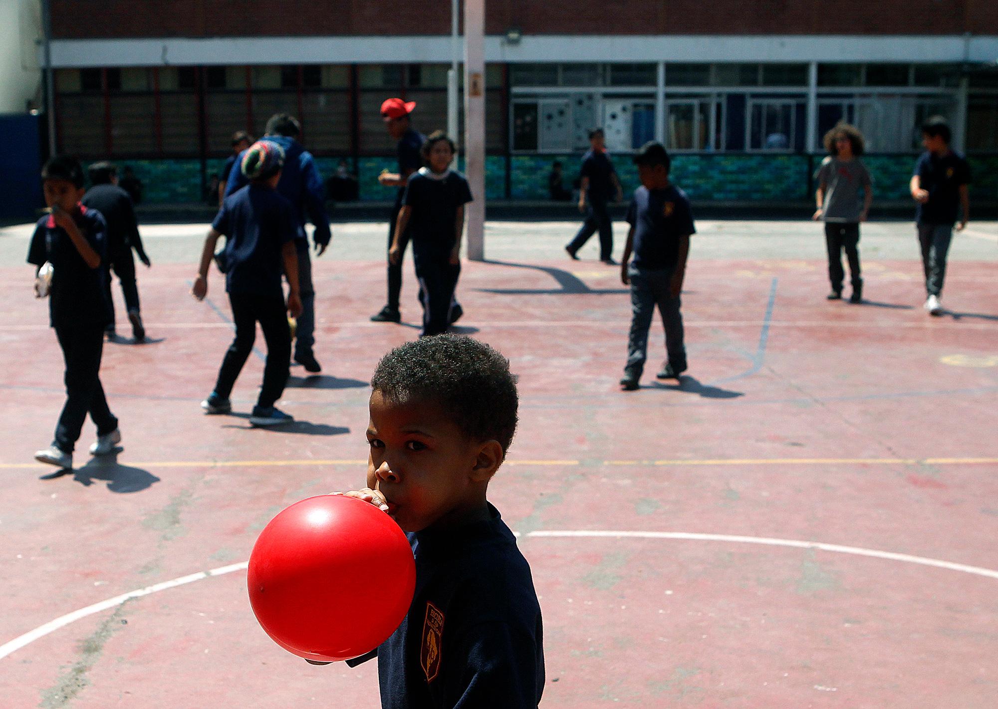 Radiografía a los escolares inmigrantes en Chile