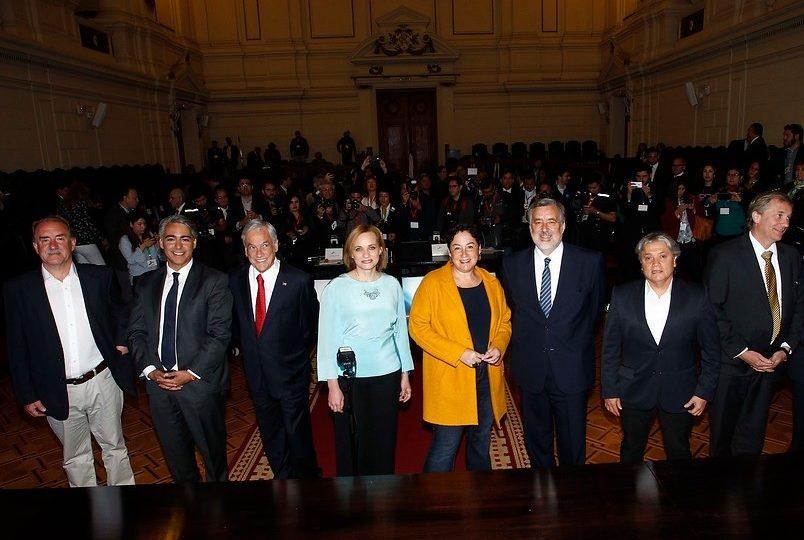 Así será el solitario debate presidencial Anatel 2017