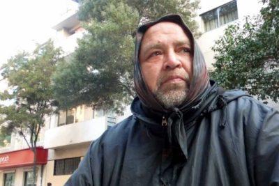 Carabineros confirmó la muerte del hombre más reconocido del Barrio Lastarria