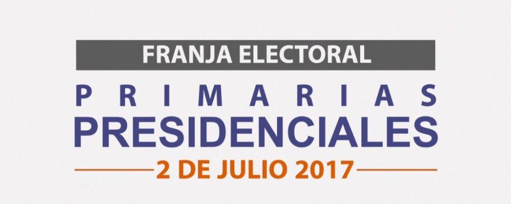Franja Electoral: rating es el más bajo desde las elecciones de 2013