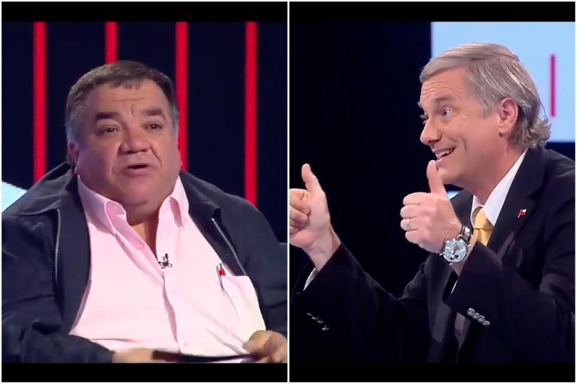 """VIDEO   Kast pidió a dirigente de la Vega """"invitar a Bachelet para ver cómo le va"""" y la respuesta lo dejó KO"""