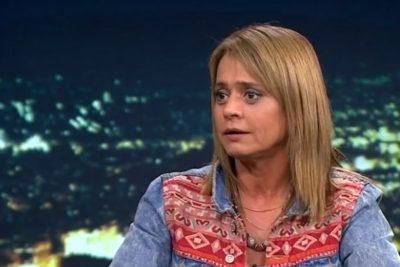 VIDEO | La cara de Jacqueline van Rysselberghe cuando Paulsen le recuerda su causa judicial en vivo