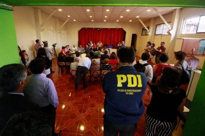 Mil 400 millones de pesos se han destinado a intervenciones en La Legua en los últimos dos años