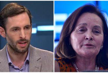 La eterna discusión que todos comentan entre Marta Lagos y rostro de CNN por la visita del Papa
