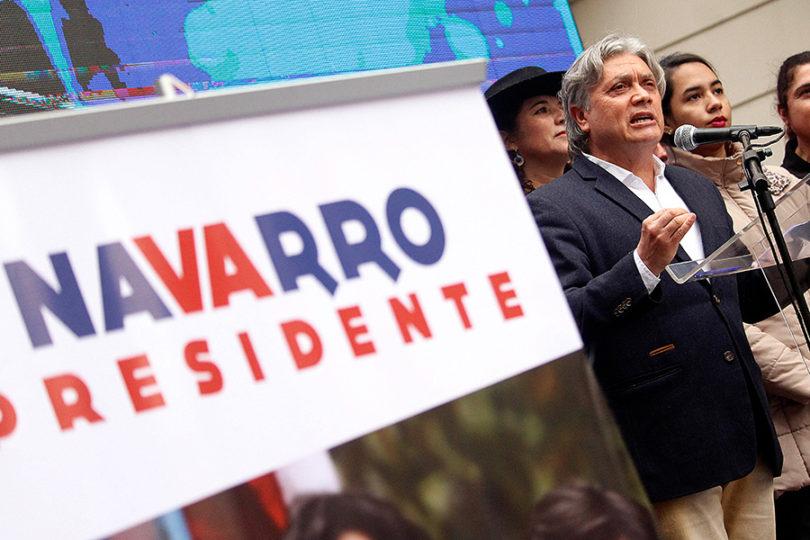 Voto en el exterior: Navarro fue el cuarto candidato más votado en Venezuela