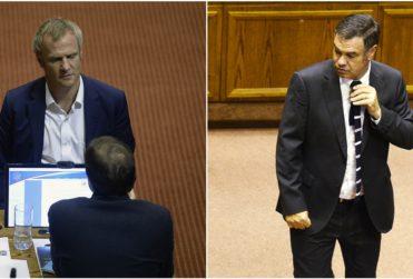 Felipe Kast quiso trolear a Manuel José Ossandón y salió completamente trasquilado