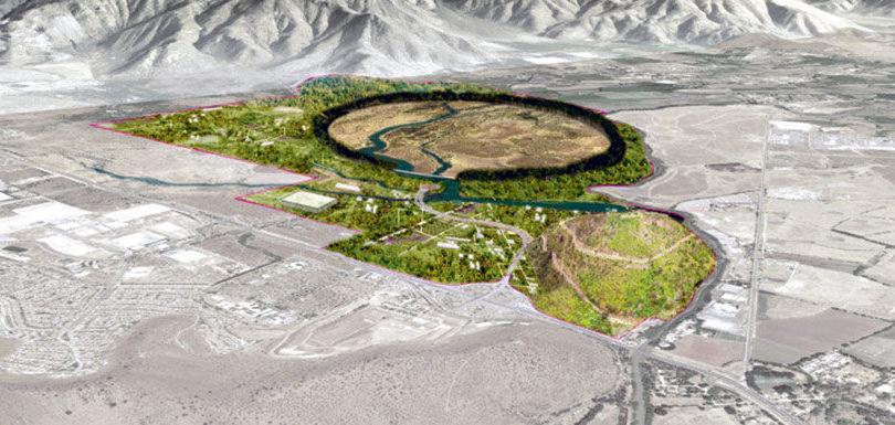 Así será el Parque Científico Tecnológico, el primer Silicon Valley chileno