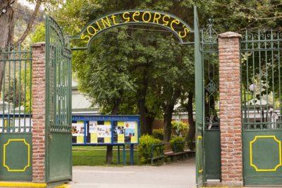 Colegio Saint George's despediría a profesores no bilingües