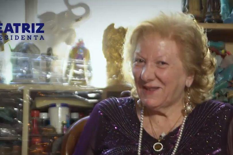 Yolanda Sultana se une a la campaña de Beatriz Sánchez con delirante video