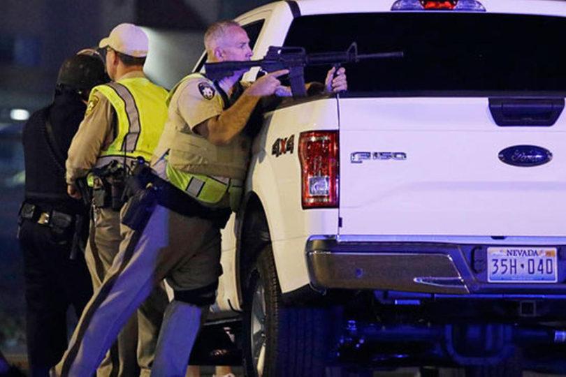 VIDEOS | Tiroteo en Las Vegas dejó al menos 50 muertos y más de 200 heridos