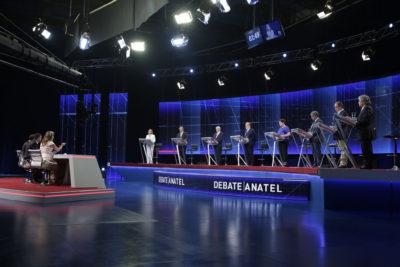 """Anatel: debate presidencial se desarrollo con """"éxito"""" y alcanzó peak de 50 puntos"""