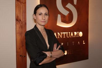 """Amparo Noguera: """"No entiendo por qué quieren volver a un gobierno de derecha"""""""