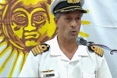 ARA San Juan: Armada suspende rescate e inicia búsqueda del submarino en el fondo del mar